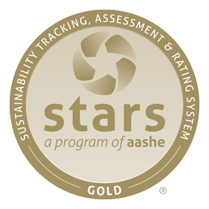 STARS Gold Rating Emblem
